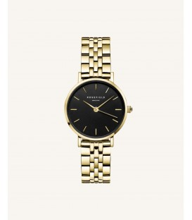 Rosefield The Small Edit Gold / Black