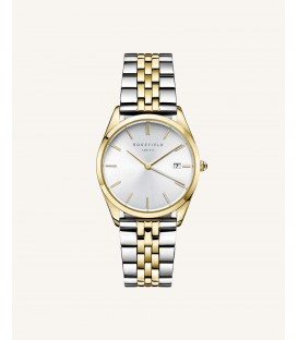 Rosefield Ace Two Tone Gold