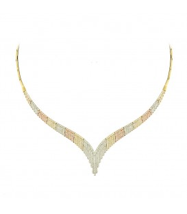 Neckless gold