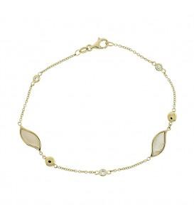 Bracelet whitegold