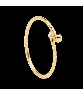 Δαχτυλίδι PD PAOLA ESSENTIA GOLD
