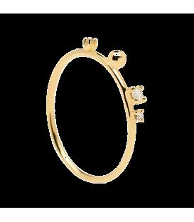 Δαχτυλίδι PD PAOLA KAYA GOLD