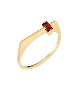 Φινετσάτο δαχτυλίδι από χρυσό
