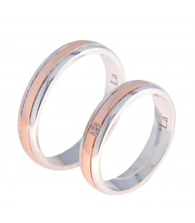 Wedding ring Bonise WE416042PA