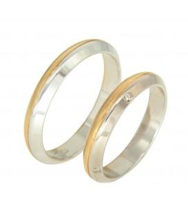 Wedding ring Bonise WE417338AA