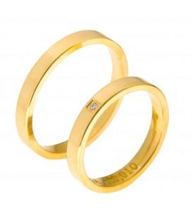 Wedding ring Bonise WEP3GA