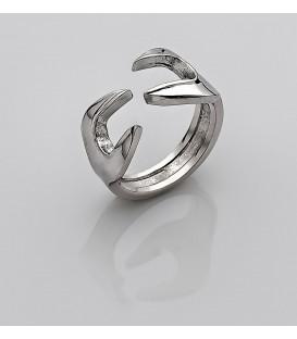 Δαχτυλίδι γερμανικό κλειδί της TOOLS by xatziiordanou