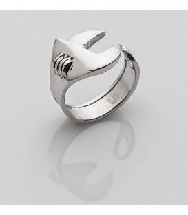Δαχτυλίδι γαλλικό κλειδί της TOOLS by xatziiordanou