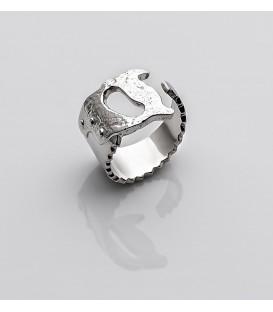 Δαχτυλίδι πριόνι της TOOLS by xatziiordanou