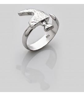 Δαχτυλίδι σφυρί της TOOLS by xatziiordanou