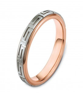 Wedding ring xatziiordanou S611