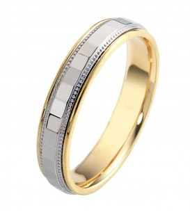 Wedding ring xatziiordanou S623