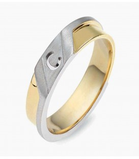 Wedding ring xatziiordanou S631
