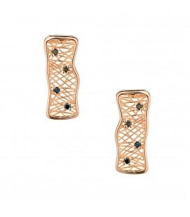 Σκουλαρίκια Χειροποίητα χρυσά