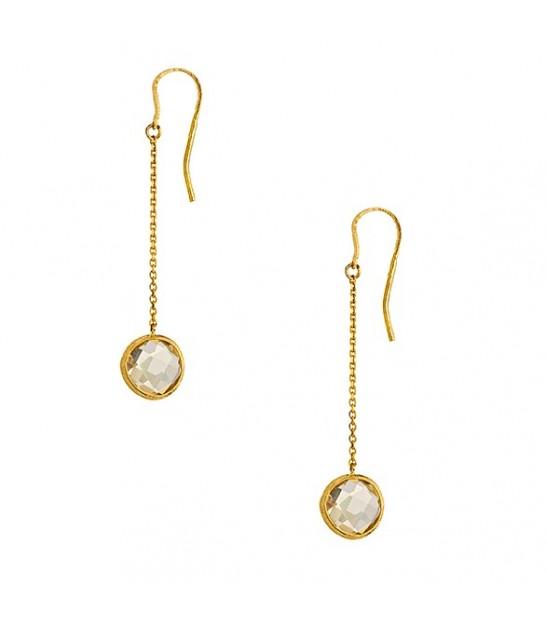 Σκουλαρίκια χειροποίητα χρυσά - www.kosmima.info df038206a88